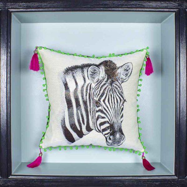 zebra-padi-munane-roosa-roheline