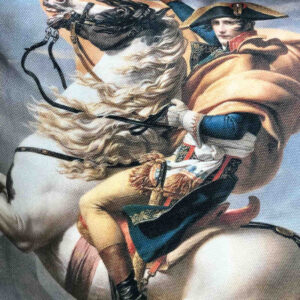 Napoleon-Crossing-the-Alps-pillow