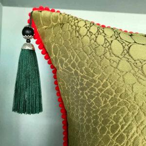 green-cushion