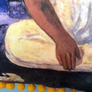 Arearea-cushion-gauguin
