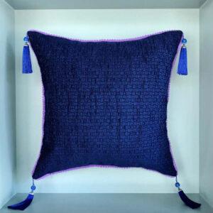 blue-cushion